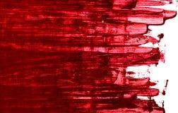 Rosso Immagini Stock Libere da Diritti