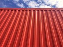 Rosso Immagine Stock