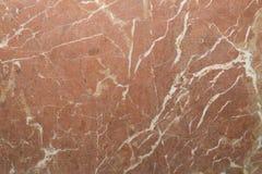 Rosso alicante polerad marmor Arkivbild