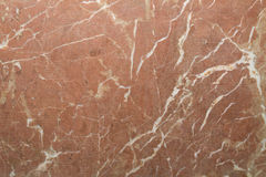 Stone texture polished marble Rosso alicante Stock Photography