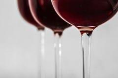 Rosso-cupo Fotografie Stock