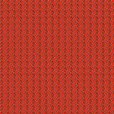 Rosso del cuoio artificiale Fotografia Stock