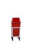 Rosso del recipiente Immagine Stock
