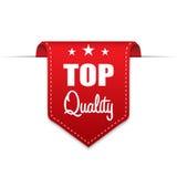 Rosso di Leyba la migliore qualità con ombra su fondo bianco Royalty Illustrazione gratis