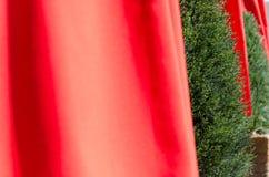 Rosso e verde Immagini Stock