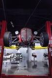 Rosso 1933 Ford chiamato posseduto Immagine Stock Libera da Diritti