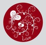 Rosso-lumache Fotografie Stock