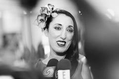Rossy de Palma, Spanish actress Stock Photo