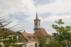 Rost - Burgenland lizenzfreie stockfotografie