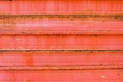 Rost texturerad bakgrund Royaltyfria Bilder