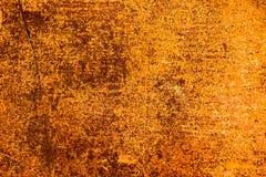 Rosta belägger med metall på texturerar Royaltyfria Bilder