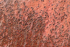 Rosta metall 2 Arkivfoto