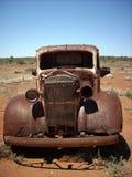 rostad lastbil Arkivfoton