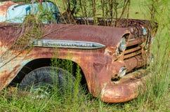 rostad lastbil Arkivbilder
