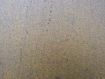 Rostad metalltextur, belägger med metall utsatt för att tajma, rostig gammal metall, metallbakgrund Arkivfoton