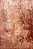 rostad textur Arkivfoto