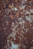Rostande metall Arkivbilder