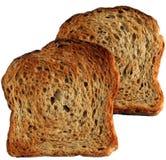 rostat bröd Royaltyfria Foton