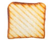 rostat bröd arkivbild