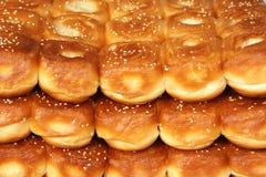 Rostat bröd Arkivbilder