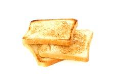 rostat bröd för stycken tre Royaltyfri Bild