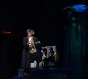 """Rostat brödSång-Peking opera som """"Taking Tiger Montain By Strategyâ € Royaltyfri Bild"""