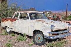 rostat gammalt för bil Royaltyfri Foto
