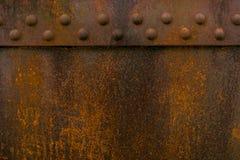 Rostbeschaffenheit des rostigen Metallrosteisens alte Metall stockfoto