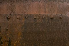 Rostbeschaffenheit des rostigen Metallrosteisens alte Metall lizenzfreie stockfotos