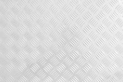 rostfreies Muster des weißen Warzenblechzusammenfassungsbodenmetall-stanless Hintergrundes stockfoto