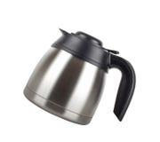 Rostfri elektrisk kettle royaltyfri bild