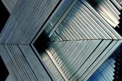 rostfritt stål Royaltyfri Fotografi