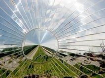 rostfritt stålbehållare Fotografering för Bildbyråer