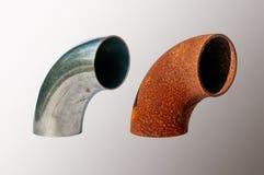 rostfritt stålfördelar Arkivbild