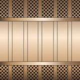 Rostfritt stålmetallbakgrund Fotografering för Bildbyråer