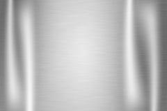 Rostfritt ståltextur royaltyfri illustrationer