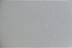 Rostfritt stålyttersida Arkivfoto