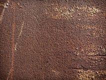 Rosthintergrundbeschaffenheit Stockbild