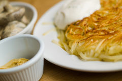 Rosti Royalty Free Stock Image