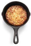 Rosti, Swiss potato pancake Stock Image