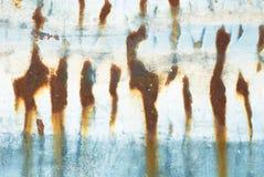 Rostig bakgrund för tapet eller rengöringsdukdesign abstrakt bild Pastellfärgade skuggor Royaltyfri Bild