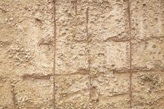 Rostig förstärkning i betong arkivbilder