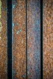 Rostig gammal väggtextur Fotografering för Bildbyråer