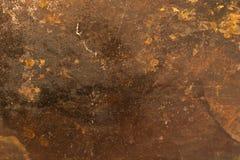 Rostig metall arkivbild