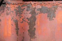 rostig metall arkivfoto