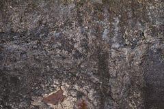 Rostig metall med brända matrest Arkivfoto