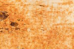 Rostig metallisk ramtexturbakgrund Royaltyfri Bild