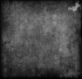 rostig platta för metall för balckcoveringflecks Arkivfoton
