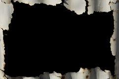 Rostig ram arkivfoto