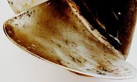 Rostig skepppropeller Royaltyfri Fotografi